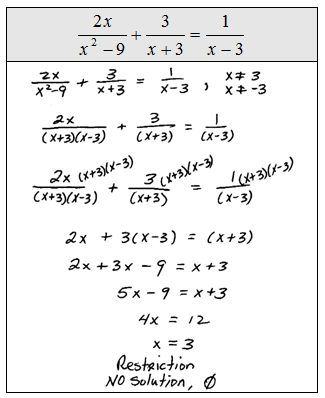 of the distributive property, multiplying both sides of an equation ...
