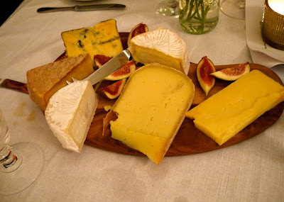 Irish Artisan Cheese Board, One Mile Bakery Supper Club Cardiff