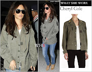 WHO: Cheryl Cole with Tre at LAX airport on October 28th 2012