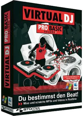 Download Virtual DJ Pro 7.4 PT BR Ativado