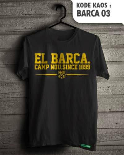 kaos distro bola barcelona 03