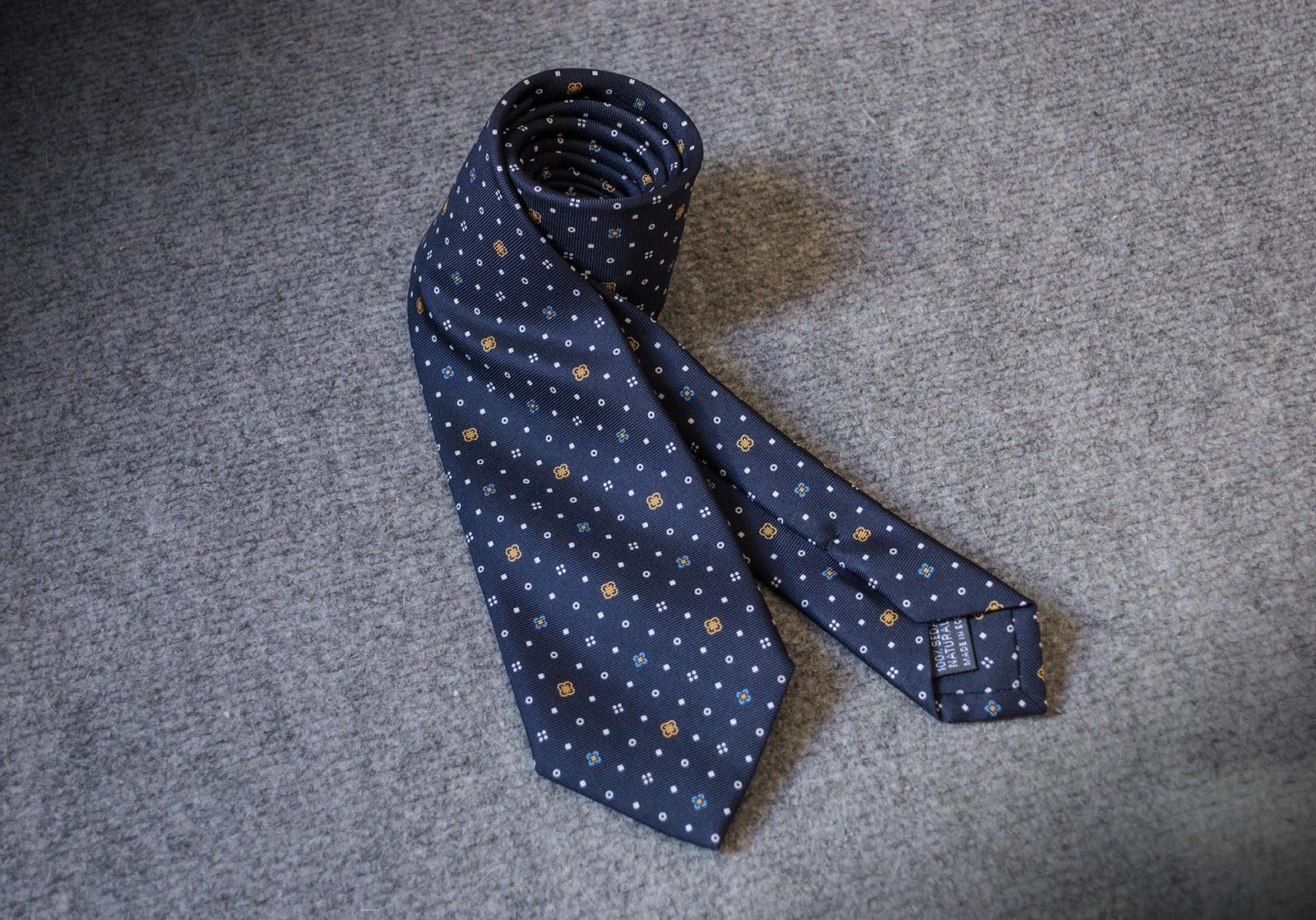 Review de una corbata muy especial de GENTL.