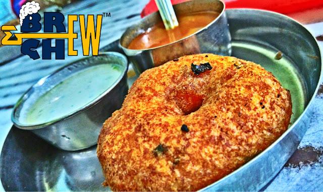 Hotel Janatha, Malleshwaram, Vada Review