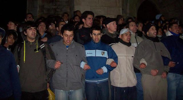 Cristianofobia, Argentina, Bariloche, Encuentro Nacional de Mujeres, Encontra Nacional de Mulheres, Catedral de Bariloche