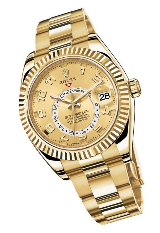 Gold Replica Rolex Replica Watches Gold
