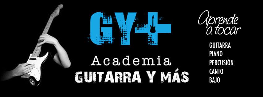 Academia GUITARRA Y MÁS