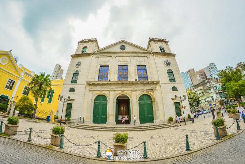 Catedral de Macau 澳门主教座堂