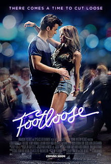 Footloose 2011 movie poster