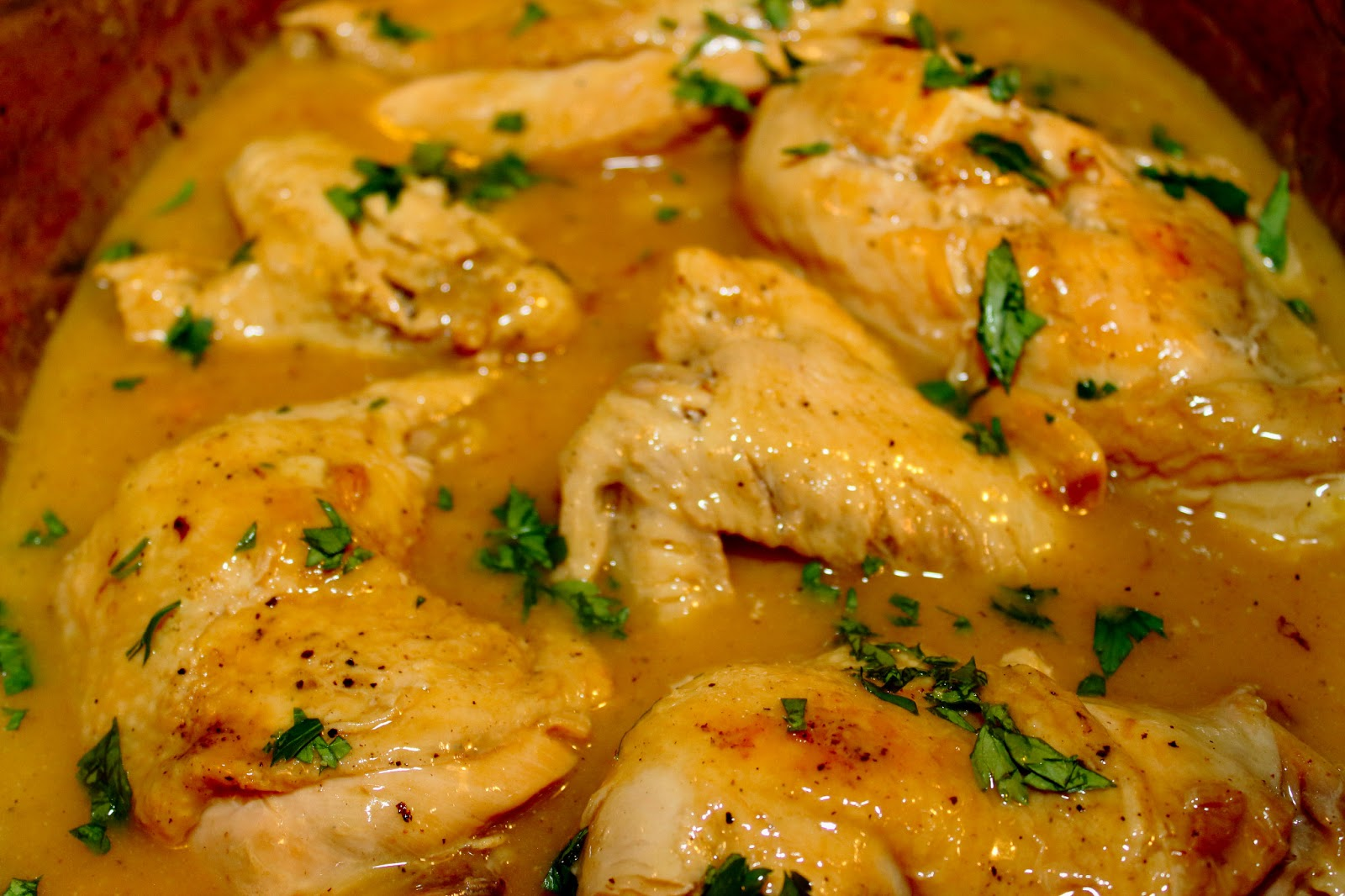 Down with Dairy: More than 40 Cloves of Garlic Chicken