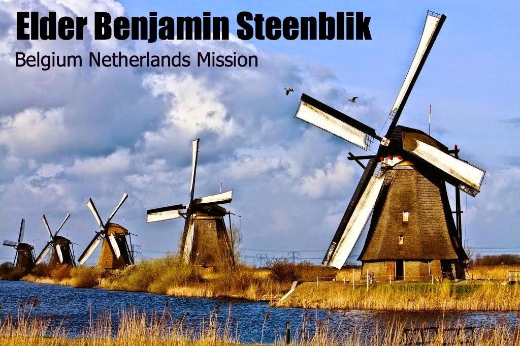 Elder Benjamin Steenblik