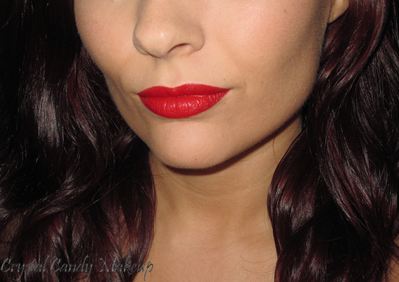 Rouge à lèvres Heat Wave de Nars - Lipstick - Review - Swatch