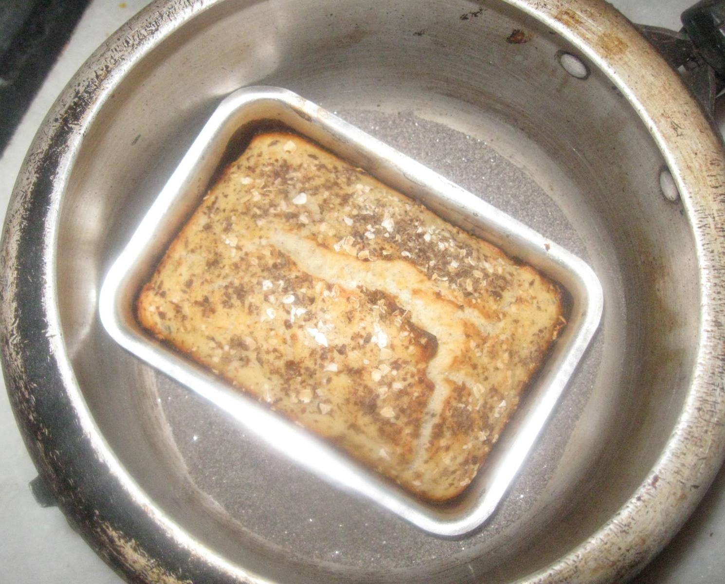 Multigrain bread in cooker