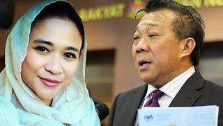 Keahlian Anina dalam UMNO gugur secara automatik