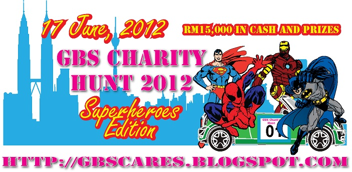 GBS 3nd Annual Charity Hunt 2012