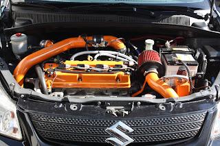 Road Race Motorsports Turbo SX4 Project