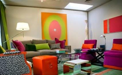 Maison top - Les couleurs du salon ...