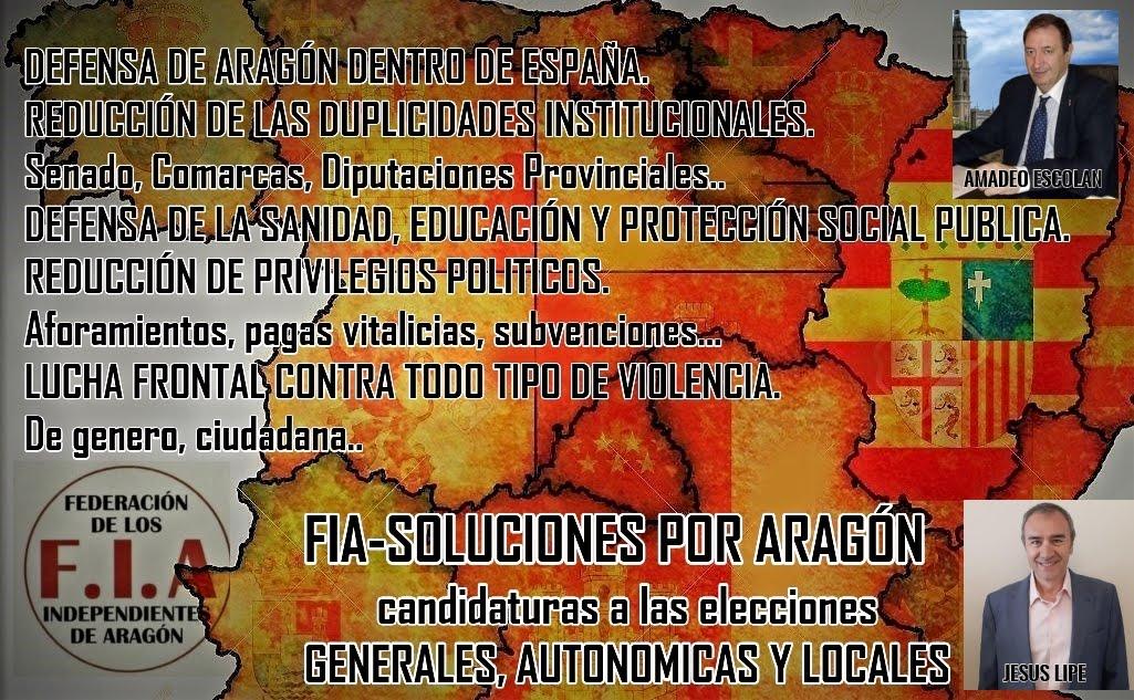 FIA Soluciones x Aragón