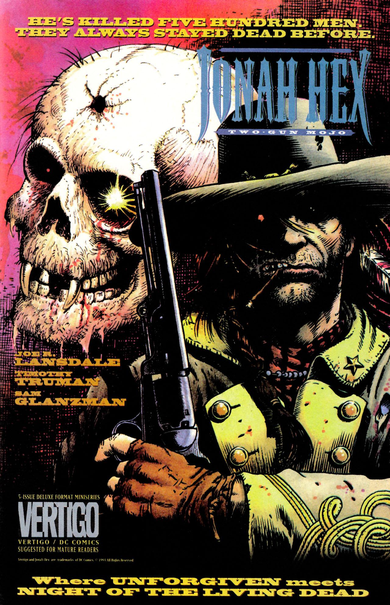 Read online Sebastian O comic -  Issue #3 - 25