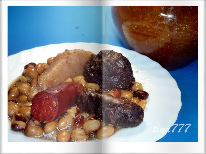 Potaje de jud as pintas al rinc n de cocinar for Como cocinar alubias pintas