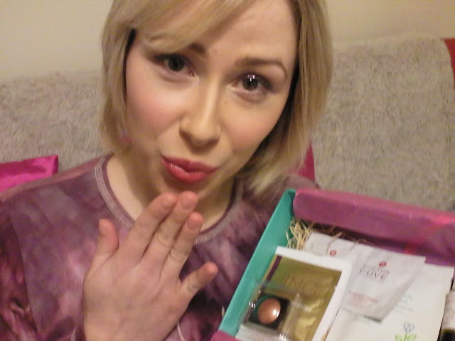 December She Said Beauty Box
