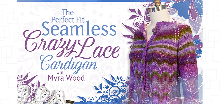 Crazy Lace Cardigan