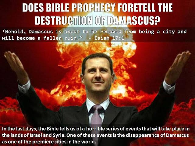 Armageddon Fears: Syria Crisis Linked to Jesus Christ's Second Coming