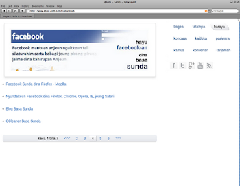 safari browser facebook sunda