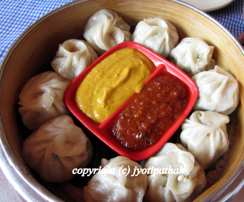 Nepali Momo Nepalese Meat Dumplings) Recipe - Food.com