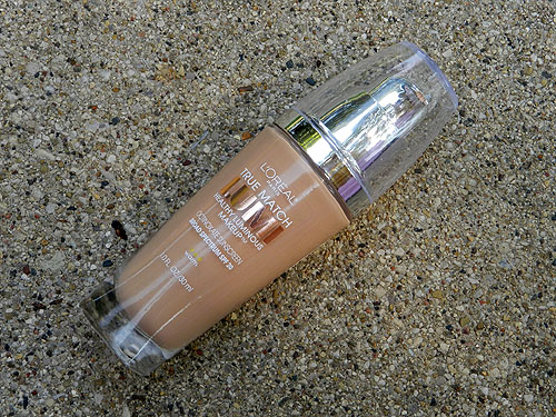 loreal true match lumi foundation w3