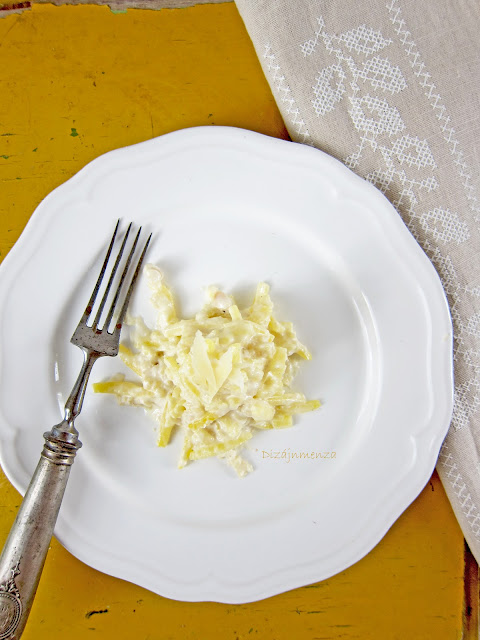 Spagettis cukkini