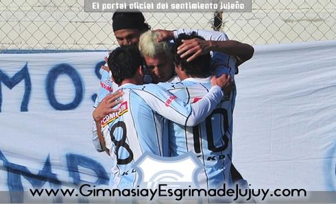 Gimnasia de Jujuy se reencuentra con el triunfo, Páez festeja