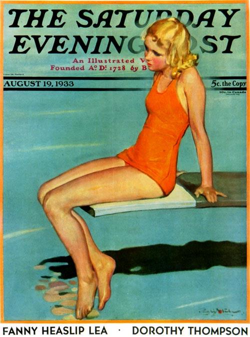 Penrhyn Stanlaws magazine