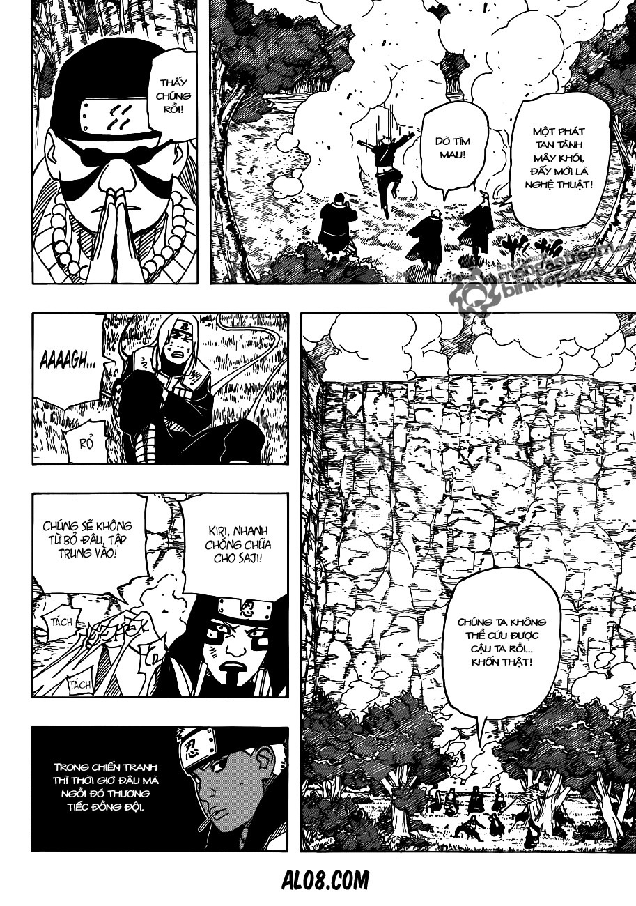 Naruto chap 517 Trang 12 - Mangak.info