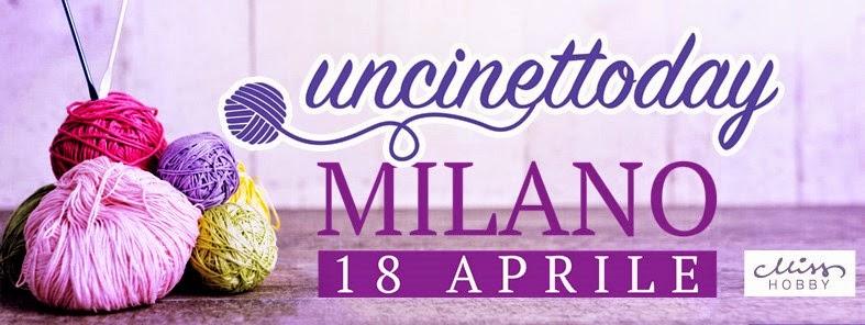 Uncinetto Day Milano 18 aprile