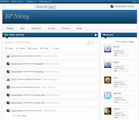 Cara membuat social network dengan wordpress