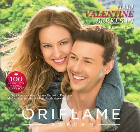 Catalog OriflameFebruari 2014