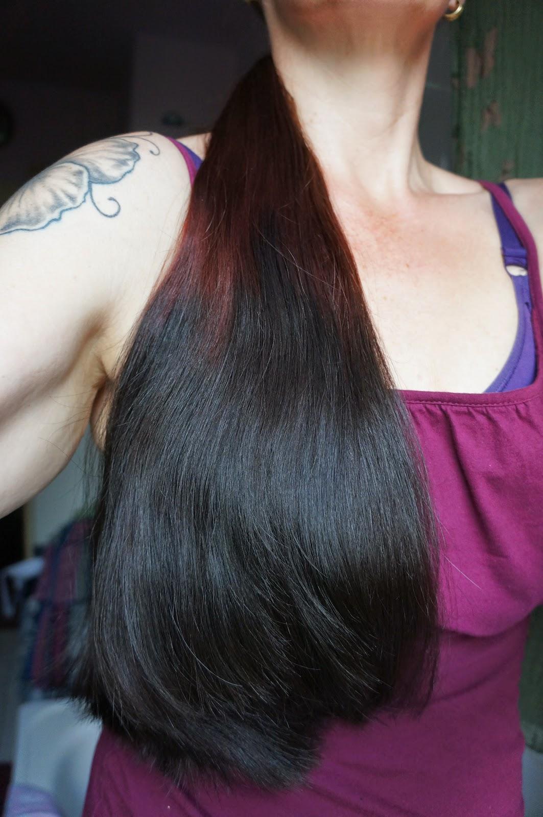 ich wasche meine haare mit seife langzeittest lavendel 3 w sche. Black Bedroom Furniture Sets. Home Design Ideas