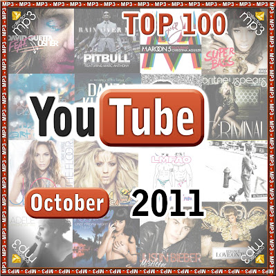 YouTube Top 100 Music Hits .2011[mp3]