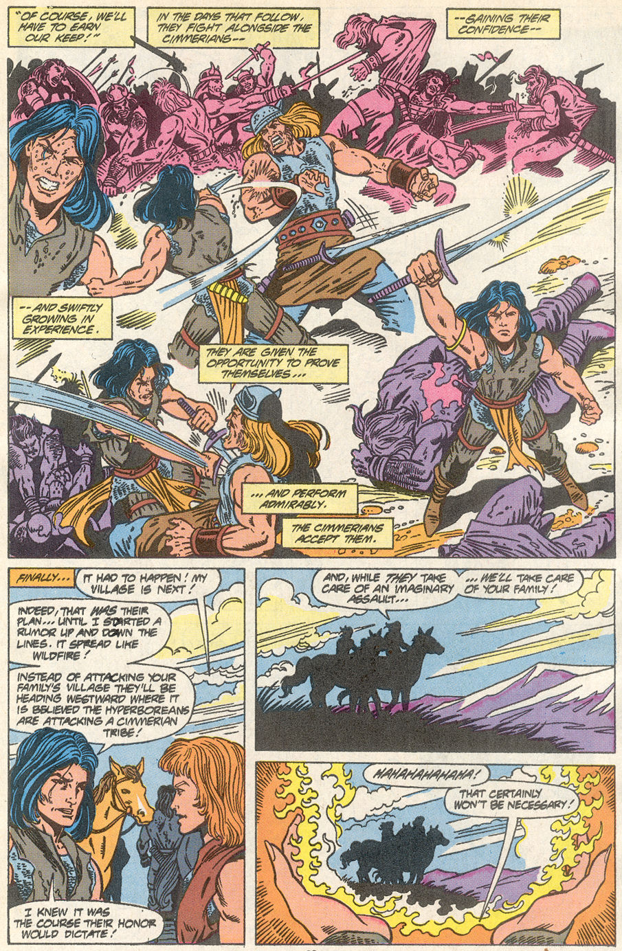Conan the Barbarian (1970) Issue #233 #245 - English 23