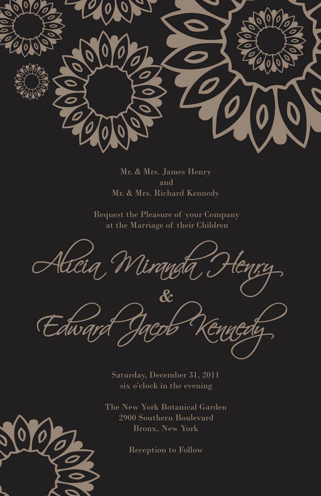 Elegant and beautiful wedding invitations for free wedding wedding invitation design using adobe photoshop shape stopboris Choice Image