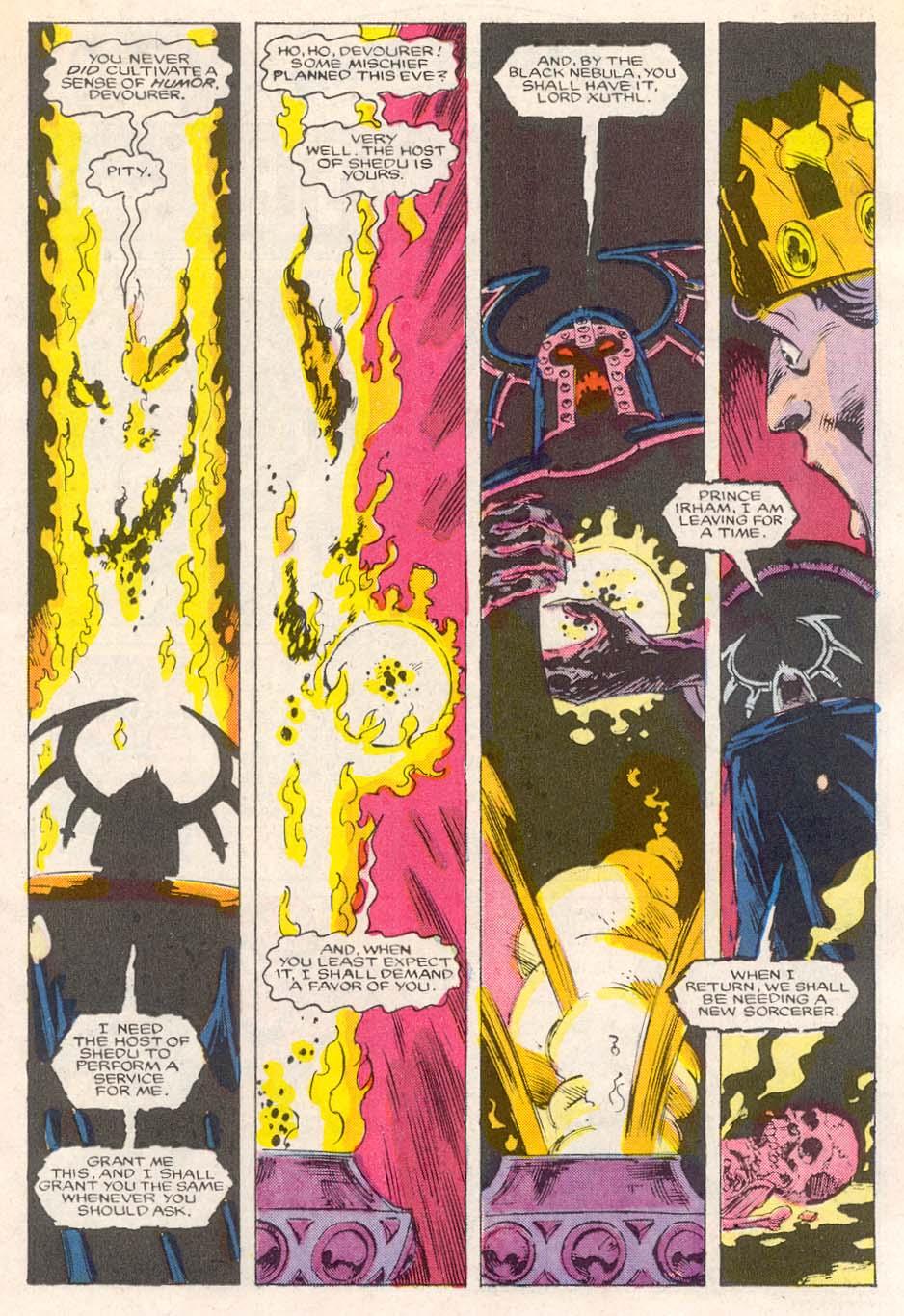 Conan the Barbarian (1970) Issue #193 #205 - English 8