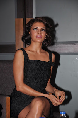 Jacqueline Fernandez Photos in Black Skirt