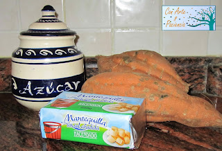 Batatas dulces Con Arte y Paciencia
