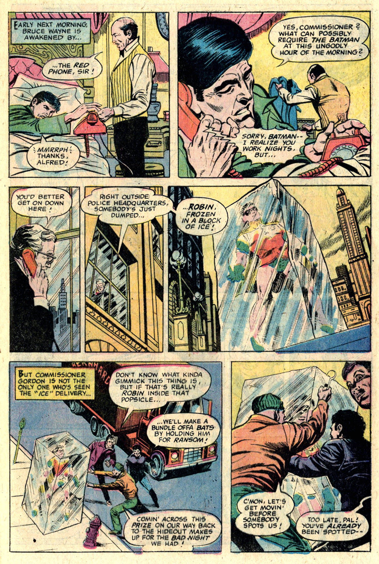 Detective Comics (1937) Issue #462 Page 5