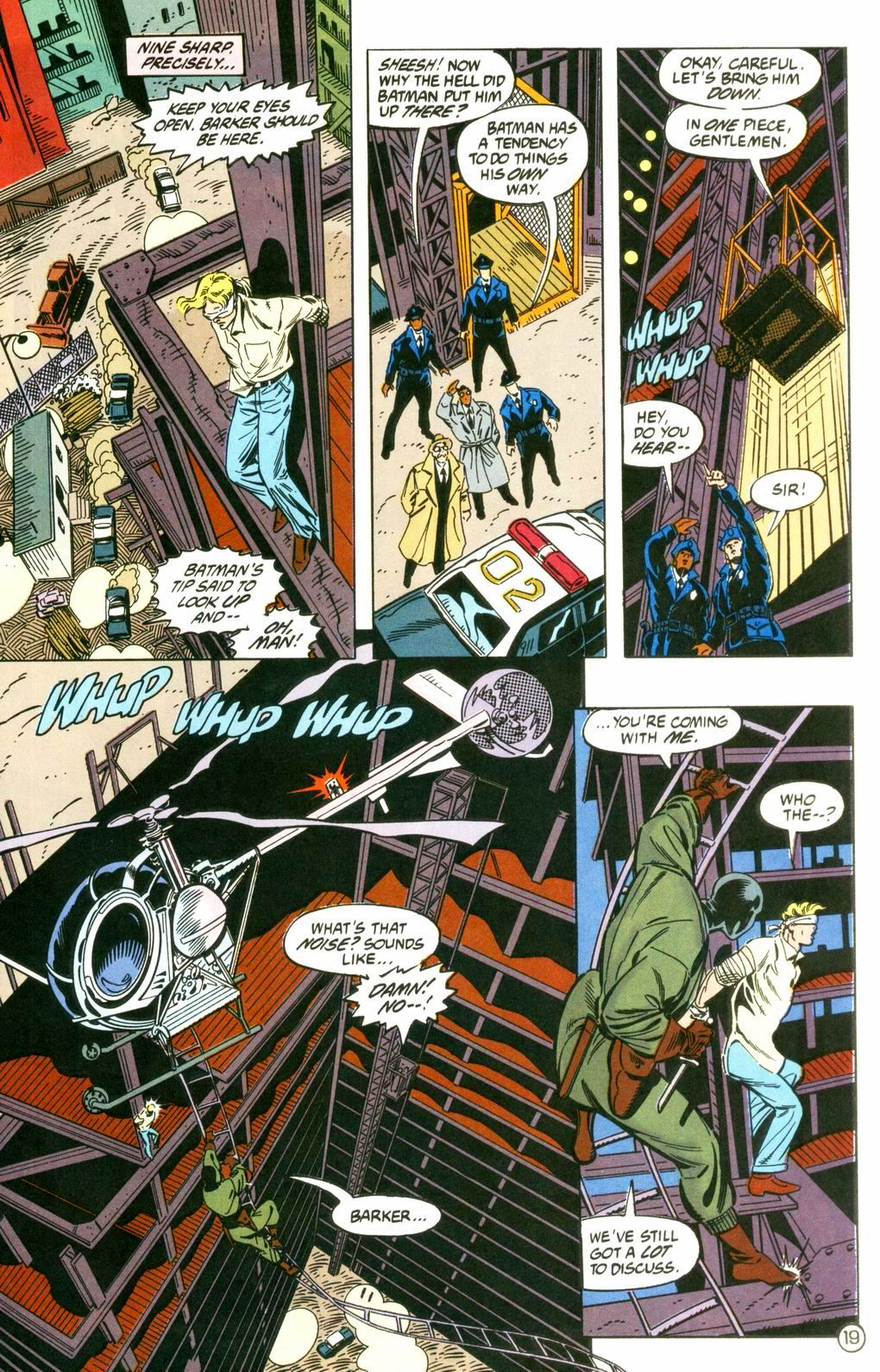 Deathstroke (1991) Issue #8 #13 - English 19