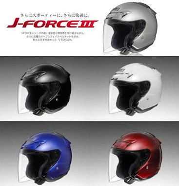 shoei J force III