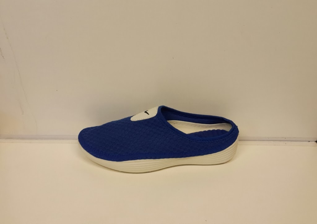 toko Sepatu Sandal NIKE biru putih