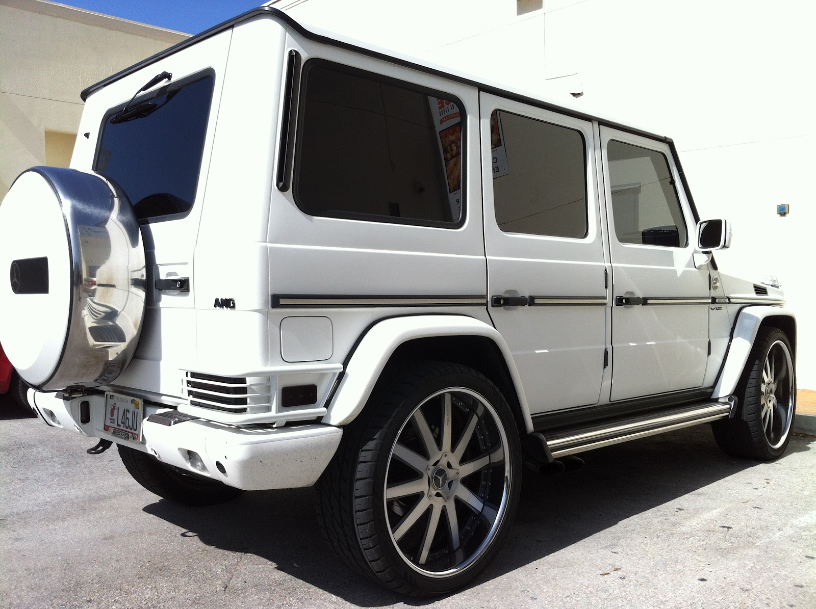 Arnetta randall 39 s blog for New mercedes benz g wagon