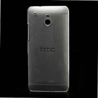 Transparent Clear Crystal Case for HTC One Mini M4
