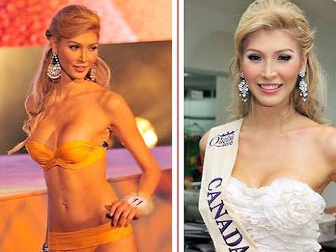 Eliminan a candidata de Miss Universe Canadá por ser transexual